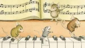 Как мыши учатся петь